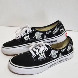 Vans Forever Warped Tour 2018 Limited Edition